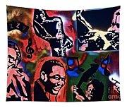 So So Jazzy Tapestry