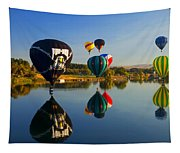 Soft Landings Tapestry