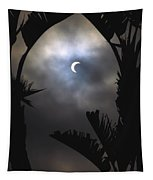 Solar Eclipse II Tapestry