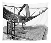 Solar Engine, 1884 Tapestry
