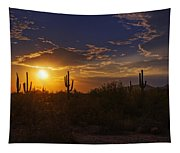 Sonoran Sunset  Tapestry