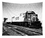 Soo Line Sd60s 2 Tapestry