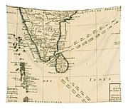 Southern India And Ceylon Tapestry