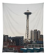 Space Needle Tapestry