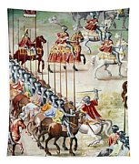 Spain: Higueruela, 1431 Tapestry