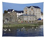 Spanish Arch, Galway City, Ireland Tapestry