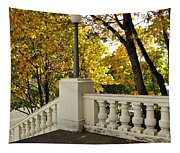 Spanish Steps II Tapestry