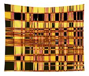 Speak To Me - Abstract Art Tapestry
