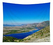 Spirit Lake From Windy Point  Tapestry