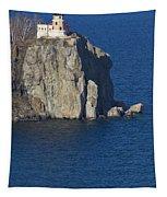 Split Rock Lighthouse 77 Tapestry