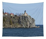 Split Rock Lighthouse 83 Tapestry