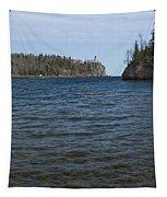 Split Rock Lighthouse 86 Tapestry