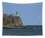 Split Rock Lighthouse 89 Tapestry