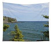 Split Rock Lighthouse 92 Tapestry