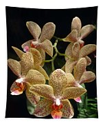 Spotted Orchids Tapestry
