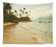 Sprecks Beach Tapestry