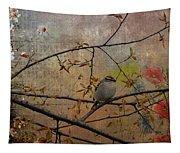 Spring Bird Tapestry