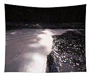 Spring Flood Foam Bath Tapestry