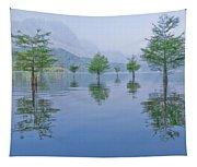 Spring Hanging Garden Tapestry