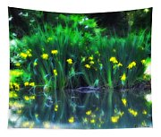 Spring Reflections Tapestry