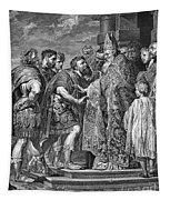St. Ambrose & Theodosius Tapestry