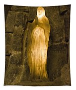 St Barbara - Wielczka Salt Mine Tapestry