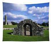 St Brigids Church, Inis Cealtra Holy Tapestry