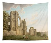 St Mary's Abbey -york Tapestry