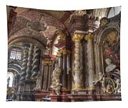 St Stanislaus Church -  Posnan Tapestry