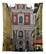 St Stanislaus Church Exterior Tapestry