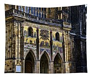 St Vitus Cathedral Entrance Tapestry