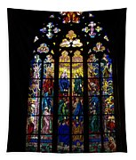 St Vitus Cathedral Stained Glass Tapestry