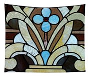 Stained Glass Lc 04 Tapestry