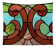 Stained Glass Lc 05 Tapestry