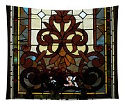 Stained Glass Lc 16 Tapestry