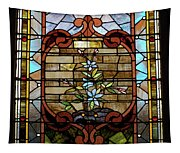 Stained Glass Lc 18 Tapestry