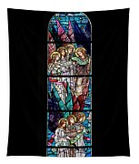 Stained Glass Pc 06 Tapestry