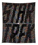Star Trek Scene Mosaic Tapestry