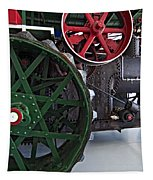 Steam Power Tapestry