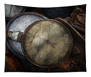 Steampunk - Gauge For Sale Tapestry