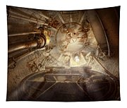 Steampunk - Naval - The Escape Hatch Tapestry