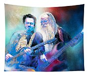Steve Lukather And Leland Sklar From Toto 02 Tapestry