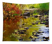 Still Golden Waters Tapestry