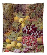 Still Life With Fruit Tapestry