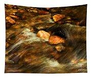 Stone Mountain River Rocks Tapestry