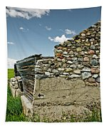 Stone Wall Tapestry