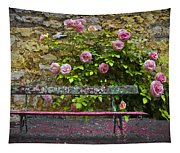 Stop And Smell The Roses Tapestry