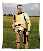 Stormtrooper Mitt Romney Tapestry