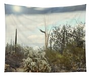 Stormy Sunshine Tapestry