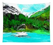 Strange View 112611 Tapestry